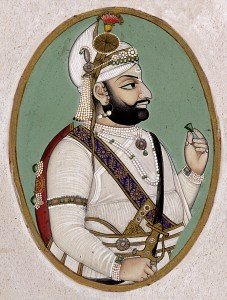 Maharana Bhim Singh