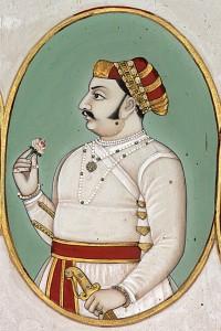 Maharana Udai Singh ii of mewar