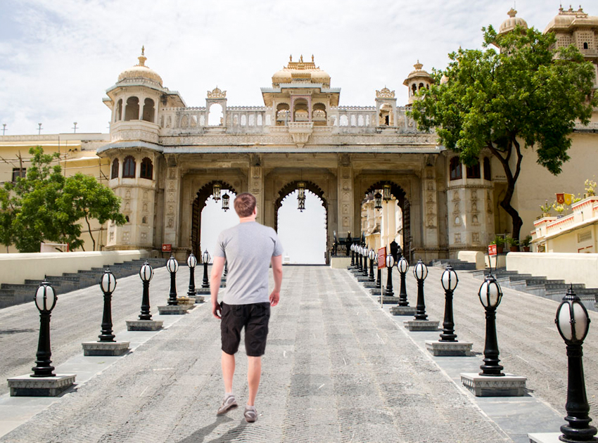 Discover Udaipur on Foot