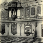 Mor Chowk, The City Palace, Udaipur | K. L. Syed & Co. | Gelatin silver print | 1935- 1945 CE | CPMU 2009.10.0159-00009